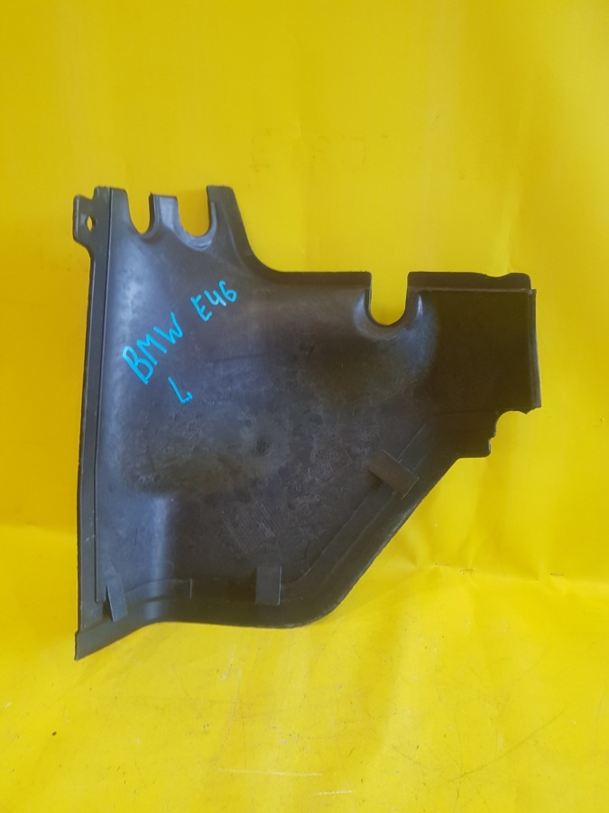 Защита двигателя Bmw 3-Series E46 левая