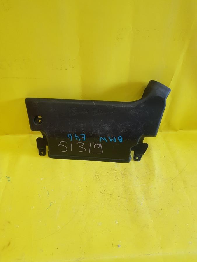Воздухозаборник Bmw 3-Series E46