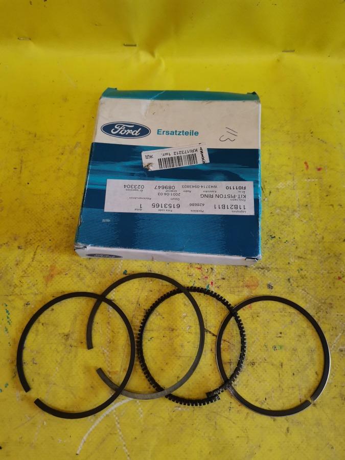 Кольца поршневые Ford Escort