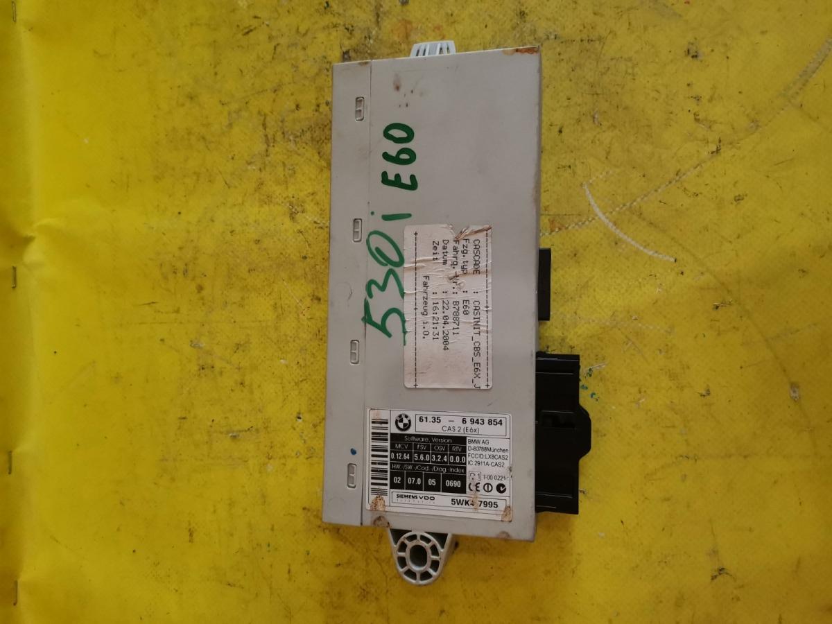Блок управления Bmw 5-Series E60 M54B30