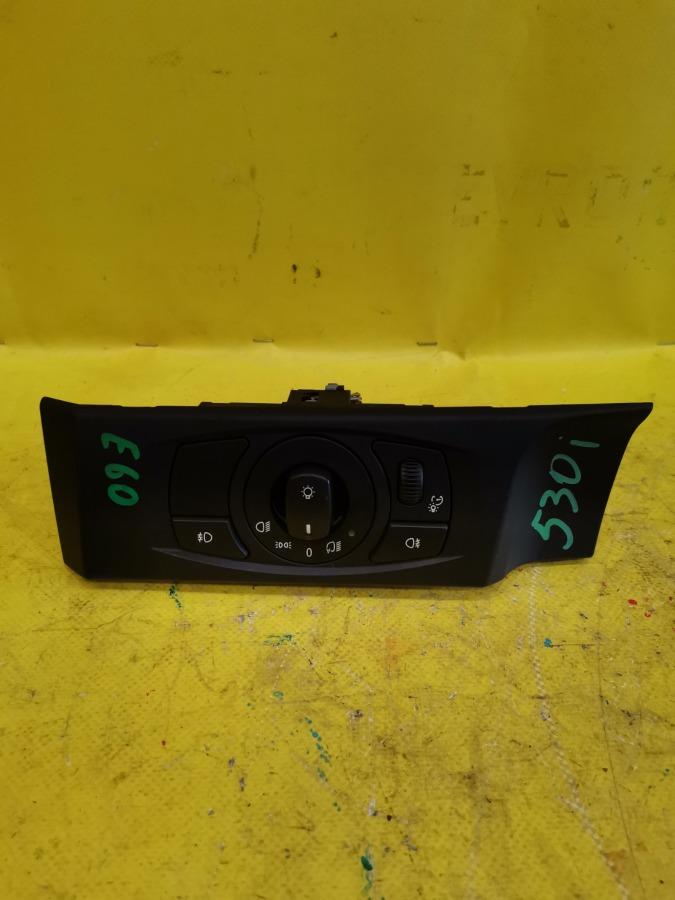 Переключатель света фар Bmw 5-Series E60 M54B30