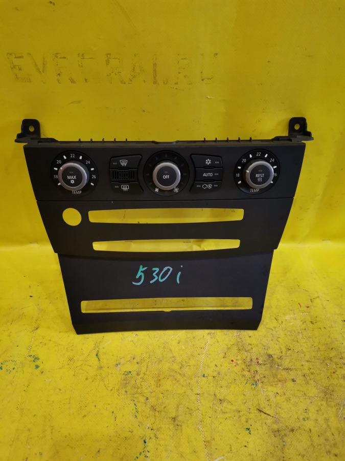 Блок управления климат контролем Bmw 5-Series E60 M54B30