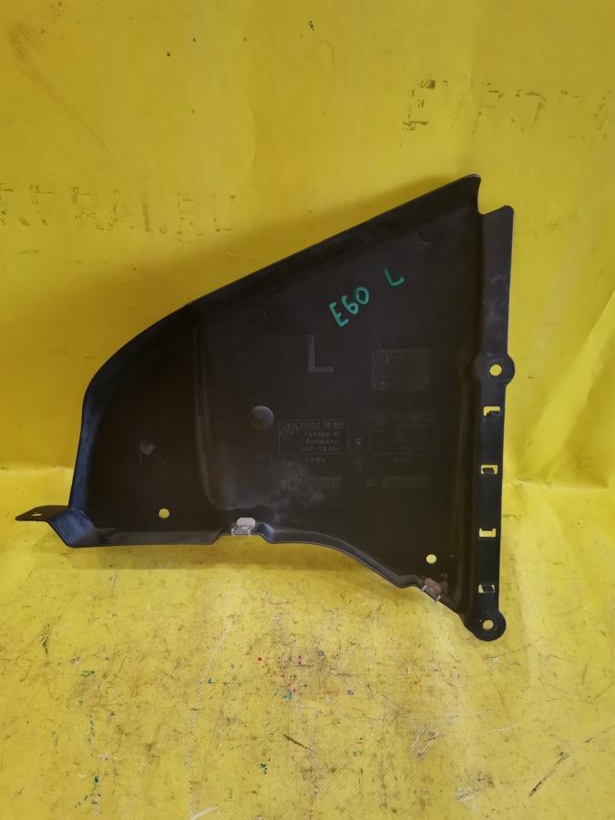 Пыльник Bmw 5-Series E60 M54B30 левый