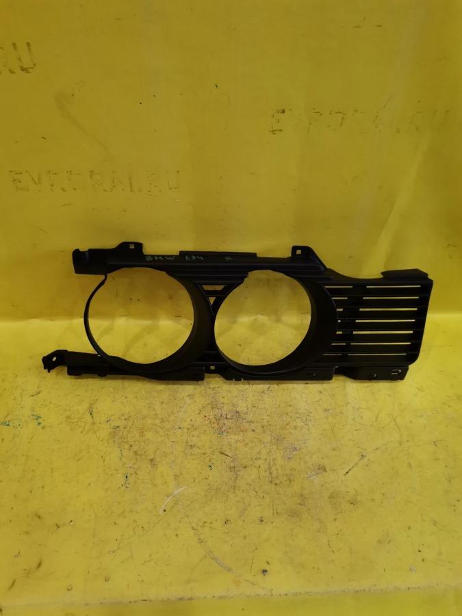 Решетка радиатора Bmw 5-Series E34 94 передняя правая