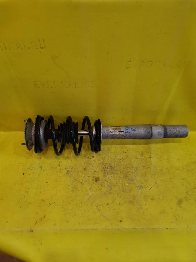 Стойка Bmw 5-Series E60 M54B30 передняя правая