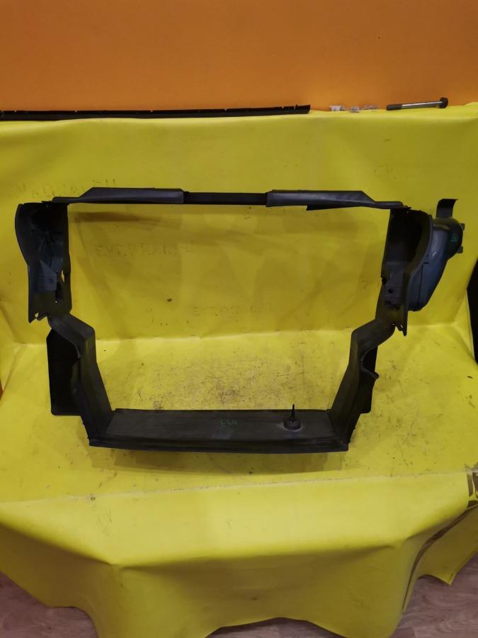 Воздуховод радиатора Bmw 5-Series E60
