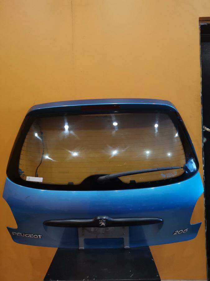 Дверь 5-я Peugeot 206 2A/C DV4TD