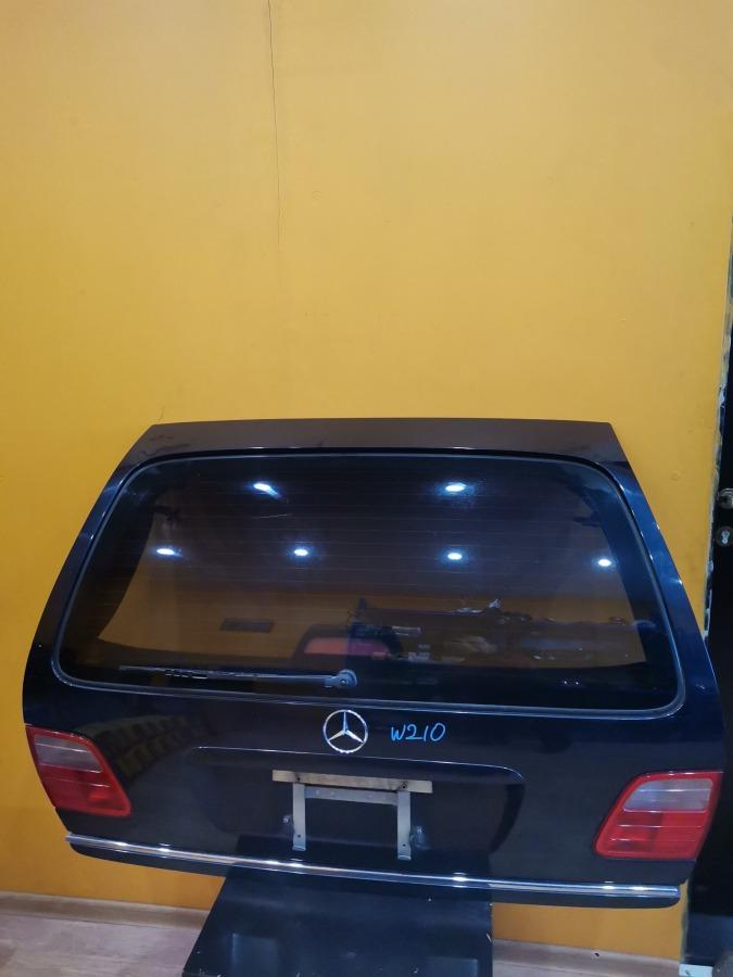 Дверь 5-я Mercedes-Benz E-Class W210 задняя