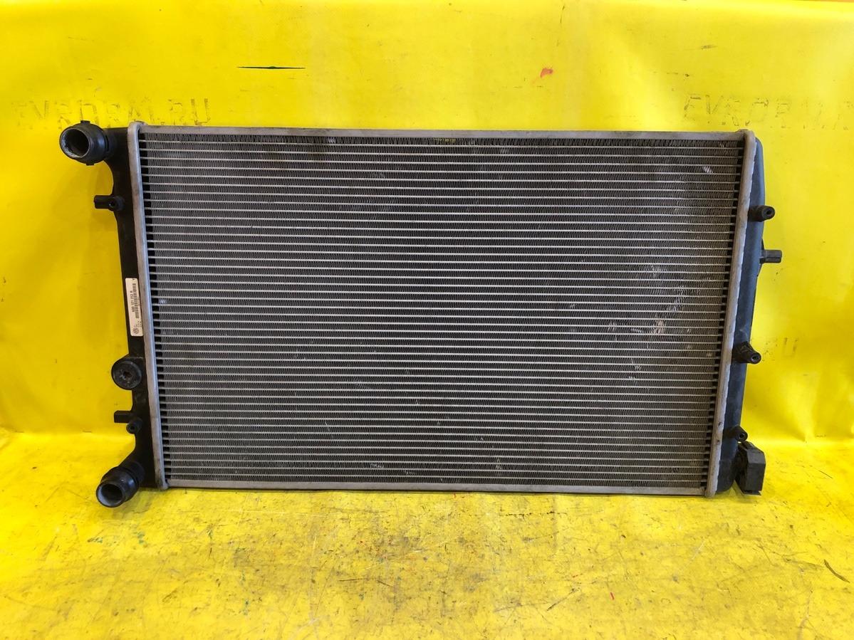 Радиатор охлаждения Volkswagen Polo 9N1 ALT