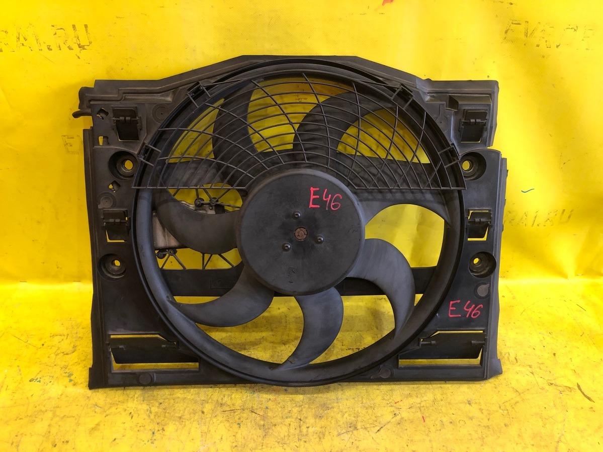 Вентилятор радиатора Bmw 3-Series E46