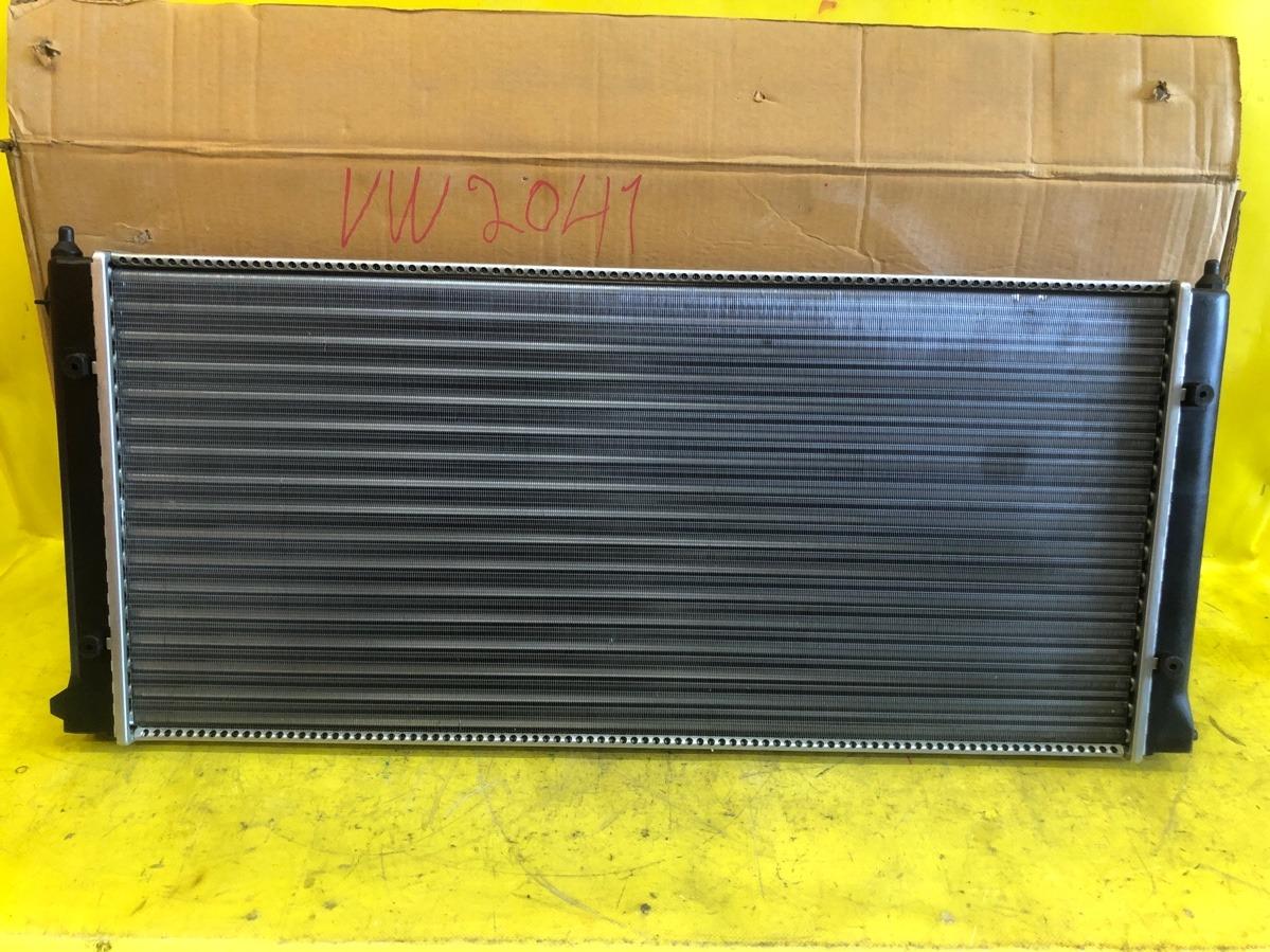 Радиатор Volkswagen Jetta