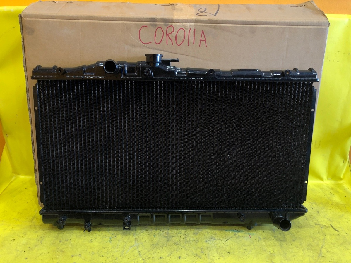 Радиатор кондиционера Toyota Corolla