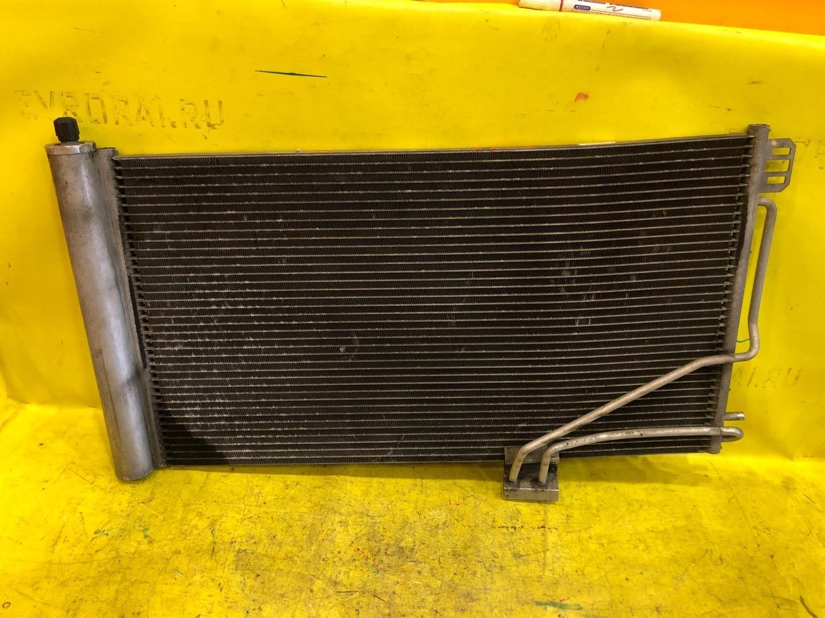 Радиатор кондиционера Mercedes-Benz C-Class W203