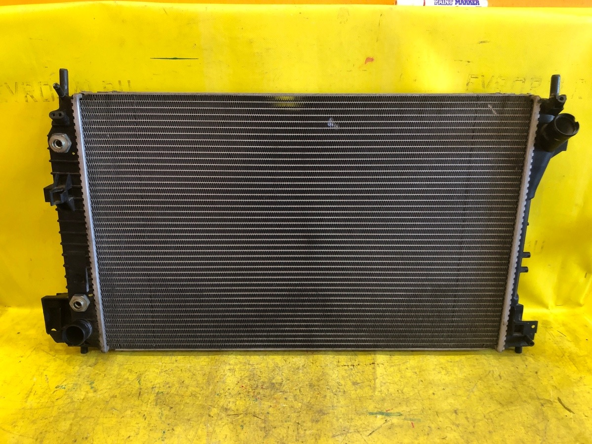 Радиатор Opel Vektra C