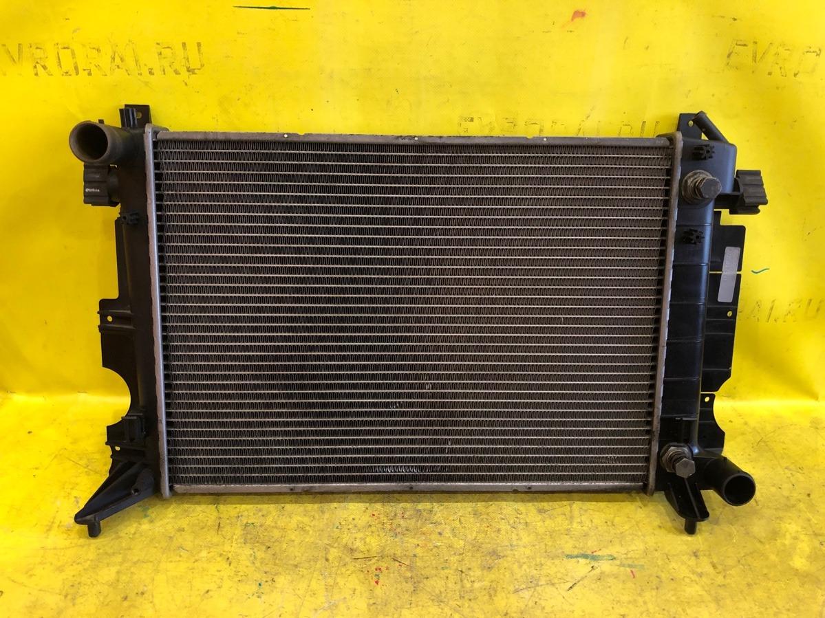 Радиатор Saab 9-3