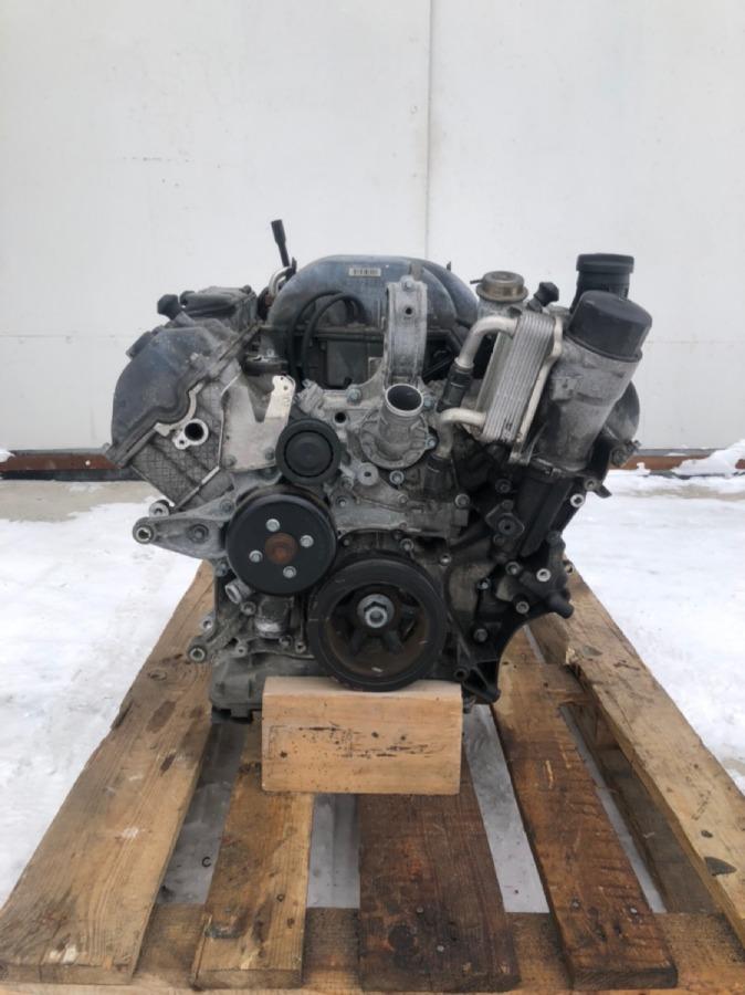 Двигатель Mercedes-Benz С-Class W203 M112