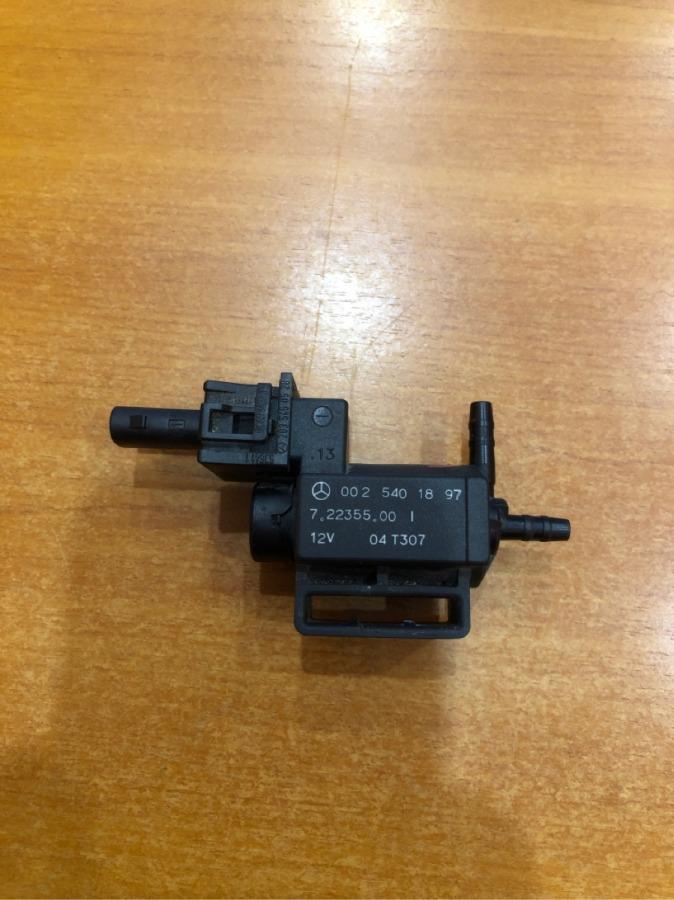 Клапан вентиляции картерных газов Mercedes-Benz С-Class W203 M112