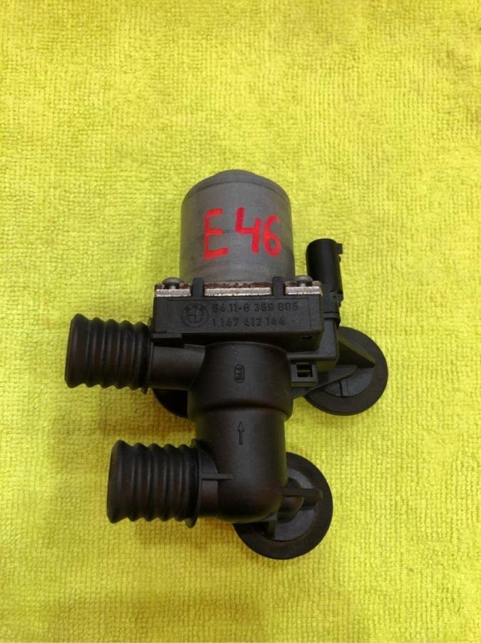 Клапан печки Bmw 3-Series 5-Series E46 E39