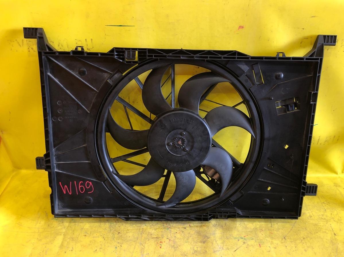 Вентилятор радиатора Mercedes-Benz A-Class W169