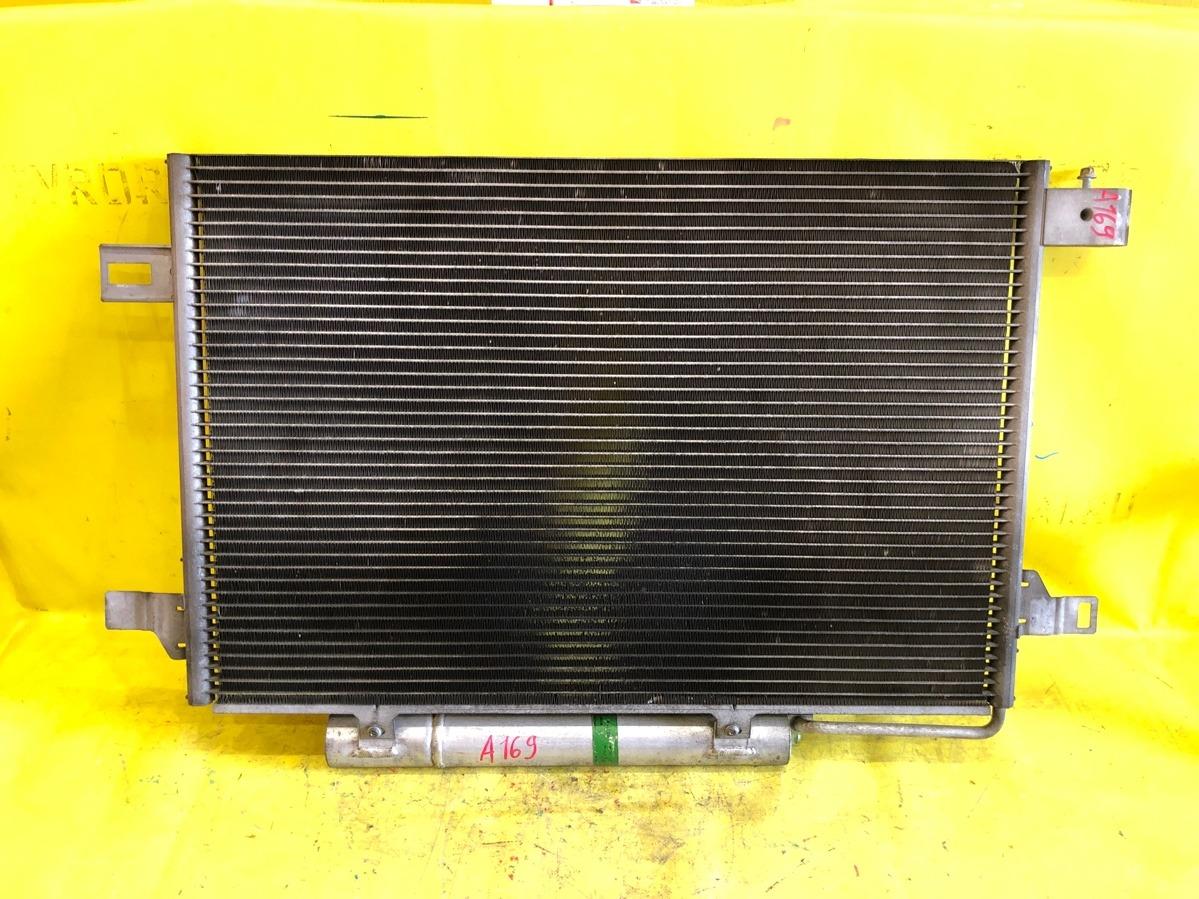 Радиатор кондиционера Mercedes-Benz A-Class W169