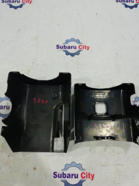 Кожух рулевой колонки Subaru Legacy BE EJ20 (б/у)