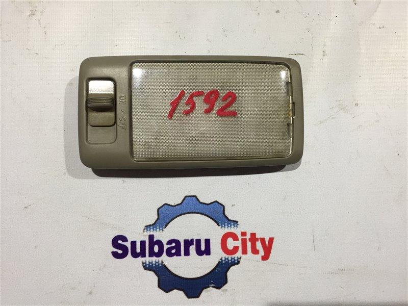 Плафон Subaru Legacy BE EJ20 2001 (б/у)