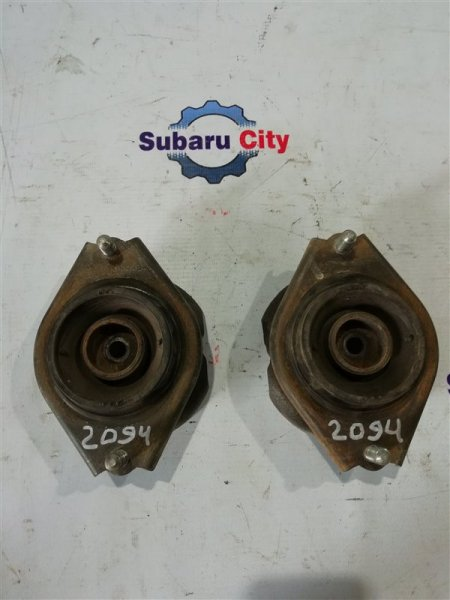 Опоры стоек Subaru Forester SH задние (б/у)