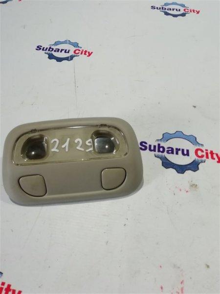 Плафон Subaru Legacy BE EJ20 1999 передний (б/у)