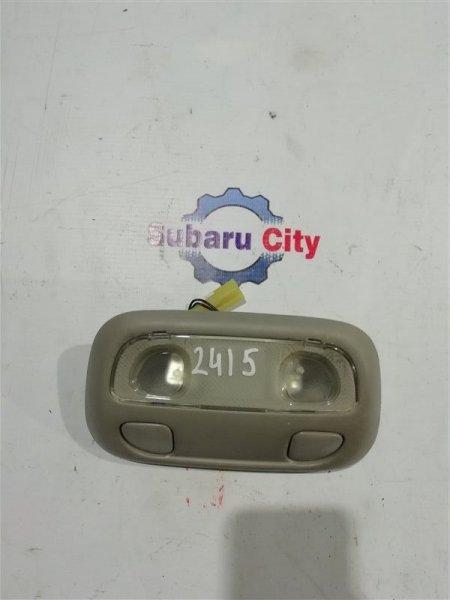 Плафон Subaru Legacy BE EJ20 2001 передний (б/у)
