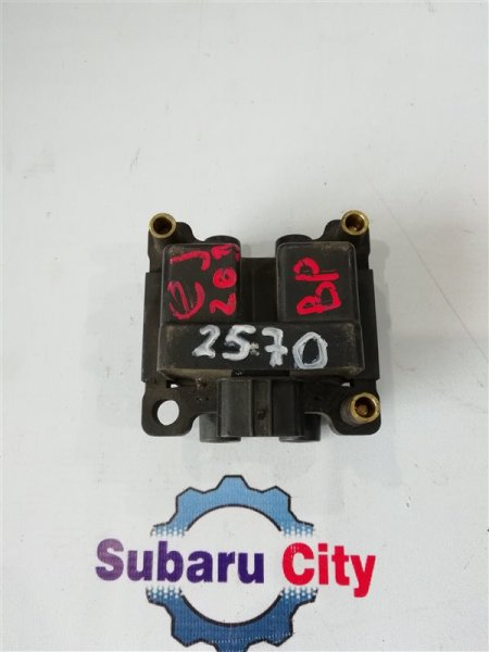 Катушка зажигания Subaru Forester SG EJ20 (б/у)