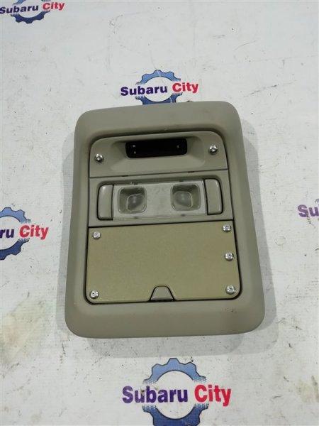 Плафон Subaru Forester SF5 EJ20 2000 передний (б/у)