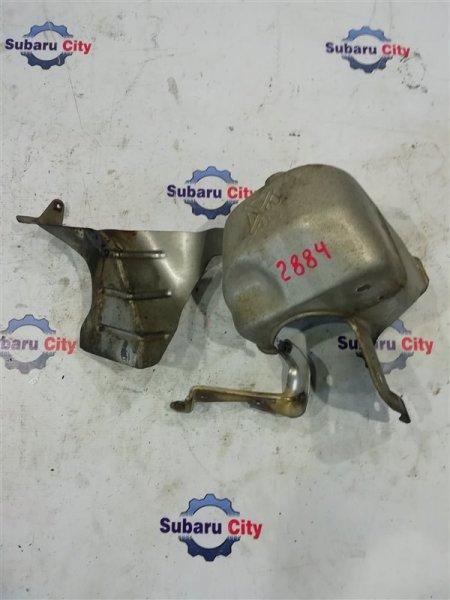 Кожух турбины Subaru Forester SF5 EJ205 2000 (б/у)