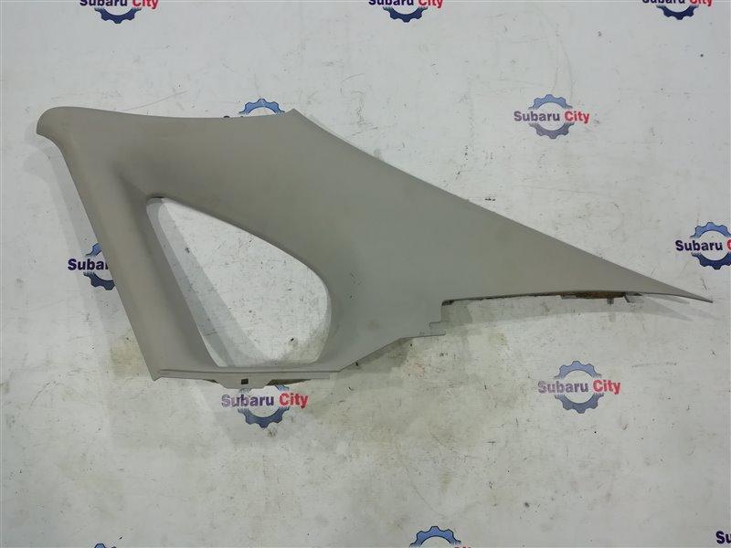 Обшивка вокруг форточки Subaru Legacy BE EJ20 2000 задняя правая (б/у)