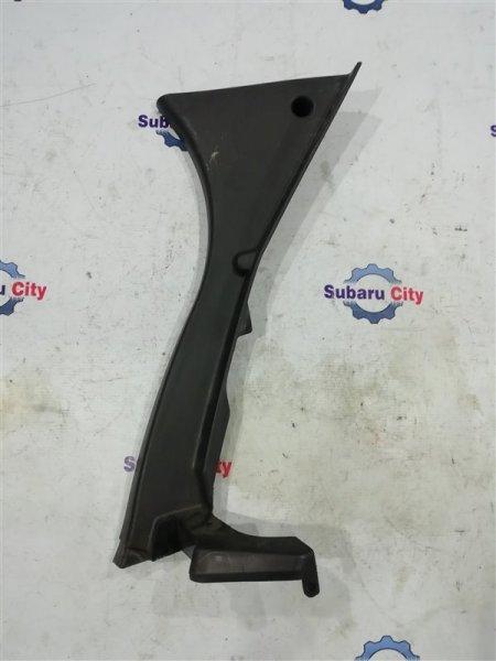 Накладка проема двери Subaru Legacy BE EJ20 2000 задняя правая (б/у)