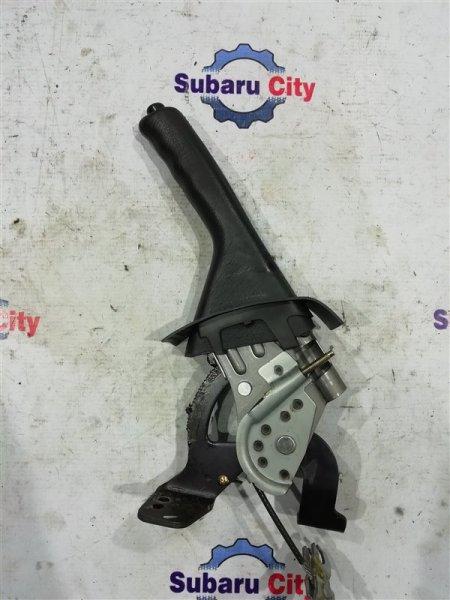 Ручка ручника Subaru Legacy BE EJ20 1998 (б/у)