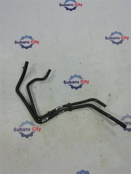 Патрубки охлаждения от радиатора к бочку Subaru Legacy B4 BE EJ206 2000 (б/у)