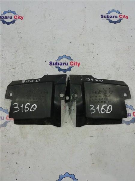 Защита топливного бака Subaru Legacy BE EJ20 1998 (б/у)