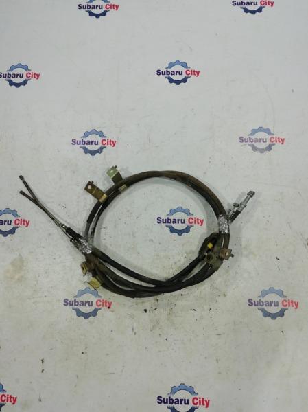 Тросик ручного тормоза Subaru Legacy BE EJ20 (б/у)
