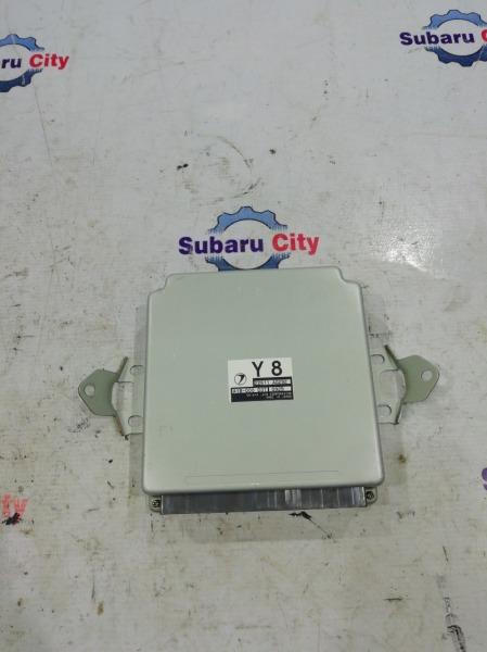 Блок управления двс Subaru Legacy BE EJ206 1998 (б/у)