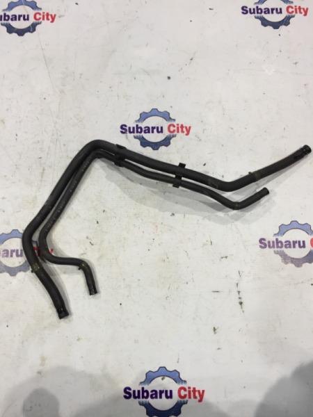 Патрубки охлаждения от радиатора к бочку Subaru Legacy BE EJ206 (б/у)