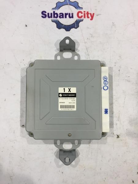 Блок управления двс Subaru Legacy BE EJ208 (б/у)