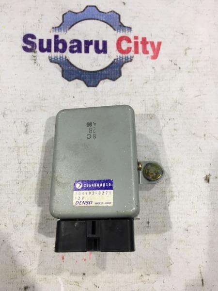 Блок управления топливным насосом Subaru Legacy BE EJ20 (б/у)