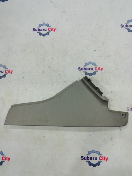 Обшивка центрального тоннеля Subaru Forester SG EJ20 2002 правая (б/у)
