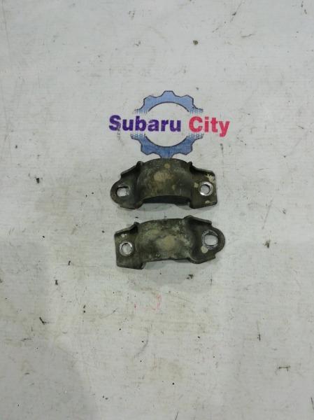 Крепление стабилизатора Subaru Forester SG EJ20 2002 переднее (б/у)