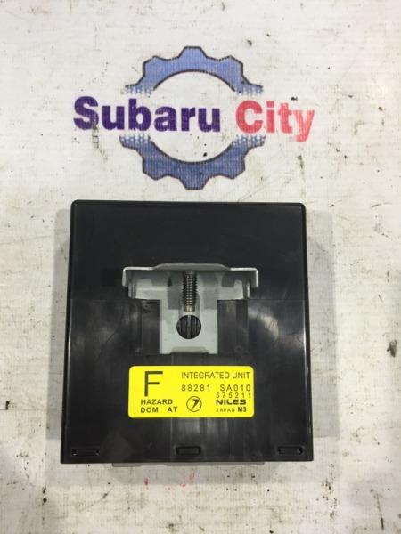 Блок abs Subaru Forester SG EJ20 2002 (б/у)