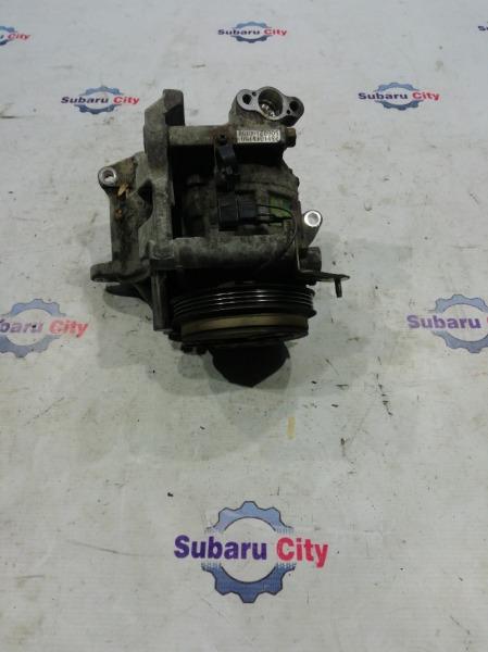Компрессор кондиционера Subaru Forester SF5 EJ205 1999 (б/у)
