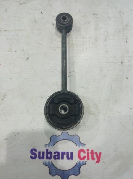 Подушка кпп Subaru Forester SF5 EJ205 1999 верхняя (б/у)