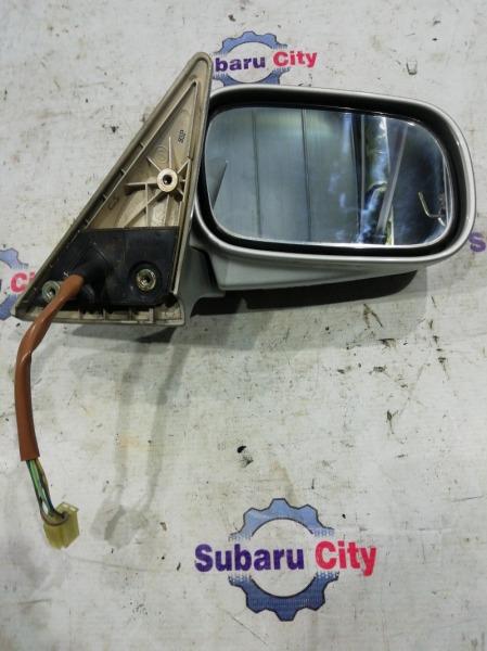 Зеркало Subaru Forester SF5 EJ20 1999 правое (б/у)