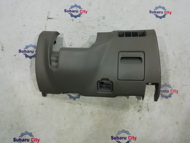 Пластик под рулем Subaru Forester SF5 EJ20 1999 (б/у)