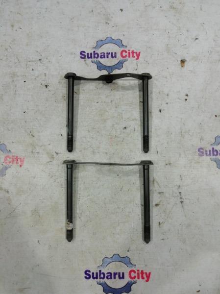 Крепление балки двс Subaru Forester SF5 EJ20 1999 (б/у)